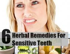 6 Top remèdes pour les dents sensibles