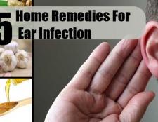 Top 6 des remèdes maison pour infection de l'oreille