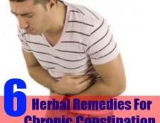 6 remèdes merveilleux pour la constipation chronique