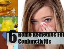 6 remèdes maison merveilleux pour la conjonctivite