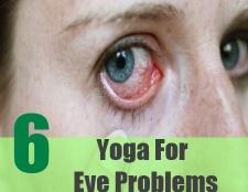 6 Yoga pour des problèmes oculaires