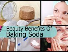 7 avantages étonnants de beauté de bicarbonate de soude