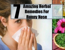 7 remèdes surprenantes pour le nez qui coule