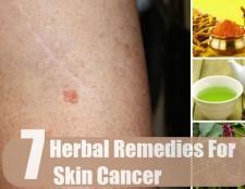 7 remèdes étonnants pour le cancer de la peau
