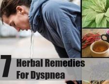 7 meilleurs remèdes pour la dyspnée