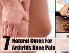 7 meilleurs remèdes naturels pour la douleur de l'arthrite du genou