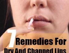 7 remèdes efficaces à domicile pour les lèvres sèches et gercées