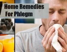 7 remèdes maison utiles pour le flegme