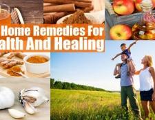 7 Accueil recours pour la santé et la guérison