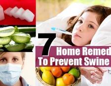 7 Accueil recours pour prévenir la grippe porcine