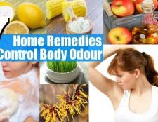 7 remèdes maison plus efficace pour contrôler l'odeur de corps