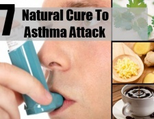 7 remède naturel pour une crise d'asthme