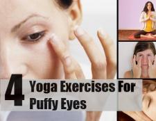 4 utiles exercices de yoga pour les yeux bouffis
