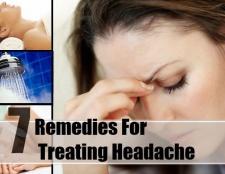 7 remèdes simples et naturels pour traiter les maux de tête