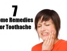Top 7 des remèdes maison pour les maux de dents
