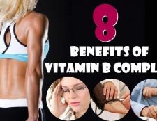 8 Avantages de la vitamine B complexe