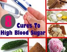 8 remèdes naturels à une glycémie élevée