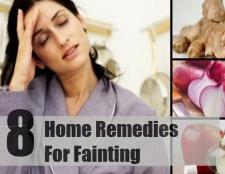 8 remèdes efficaces à domicile pour des évanouissements