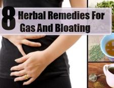 8 remèdes à base de plantes pour le gaz et les ballonnements