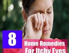 8 remèdes maison très efficace pour les yeux qui piquent
