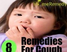 8 Accueil recours pour la toux chez les tout-petits