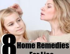 8 remèdes maison contre les poux
