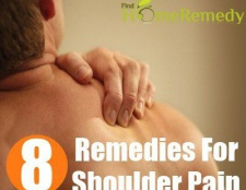 8 Accueil recours pour douleur à l'épaule