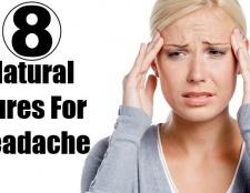 8 remèdes naturels pour les maux de tête