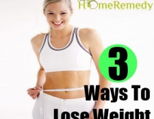 Top 3 meilleures façons de perdre du poids naturellement
