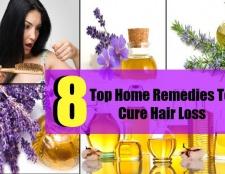 Top 8 des remèdes maison pour guérir la perte de cheveux