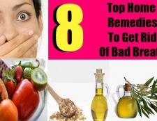 Top 8 des remèdes maison pour se débarrasser de la mauvaise haleine