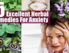 9 meilleurs remèdes maison pour l'anxiété
