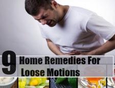 9 meilleurs remèdes maison pour les mouvements amples