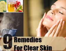 9 Nettoyage remèdes maison pour la peau claire