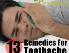 9 remèdes efficaces pour les maux de dents