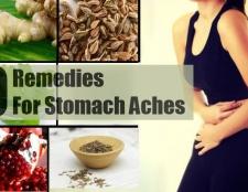 9 Accueil remèdes pour les maux d'estomac