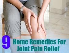 9 soulagement de la douleur commune à travers des remèdes maison merveilleux