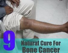 9 remède naturel pour le cancer des os