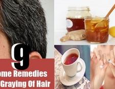 Top 9 des remèdes maison pour prévenir vieillissement prématuré des cheveux