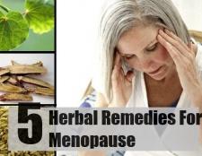 Meilleurs remèdes à base de plantes pour la ménopause