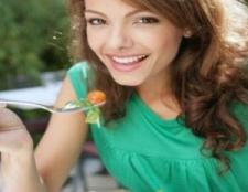 Traitement diététique pour l'acné
