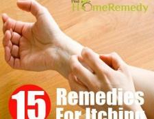 Remèdes efficaces à domicile pour les démangeaisons