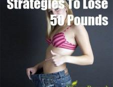 Des stratégies efficaces pour perdre 50 livres en six mois