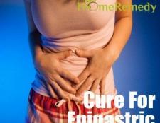 Comment guérir les problèmes de épigastriques