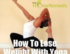 Comment perdre du poids avec le yoga