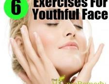 Les 6 meilleurs exercices faciaux pour un visage jeune