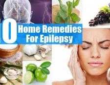 Top 10 des remèdes maison pour l'épilepsie