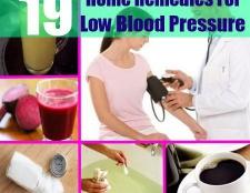 Top 19 remèdes maison pour une pression artérielle basse
