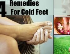 Top 4 des remèdes maison pour les pieds froids
