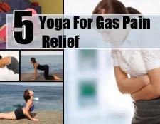 Top 5 yoga pour soulager la douleur de gaz